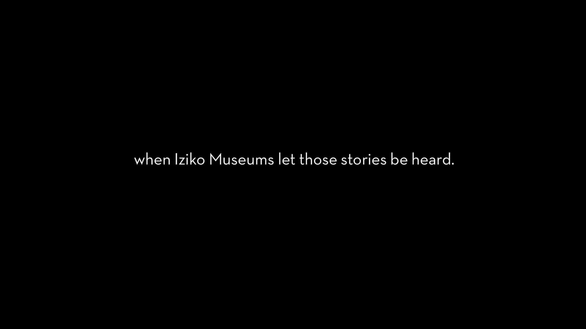 Iziko南非自然历史博物馆 《Museum Hidden Heritage》